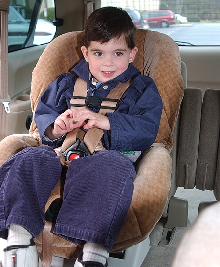 The Washington State Safety Restraint Coalition O Car Seats Boosters