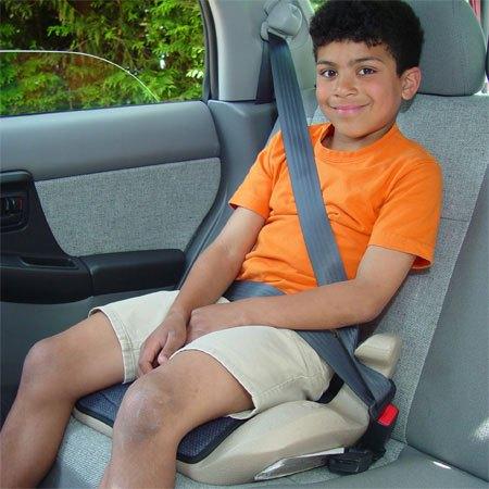 The Washington State Safety Restraint Coalition Car
