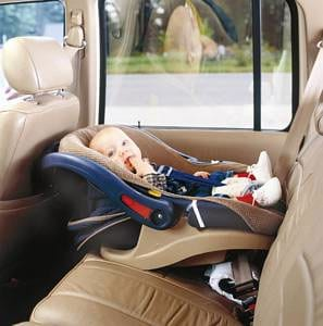 Rear Facing Infant Seat